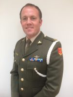 Rory Esler-Head of Food and Catering Services Procurement, Irish Defence Forces.